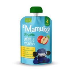 MAMUKO Puree owocowe BIO jabłko