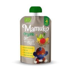 MAMUKO Owsianka BIO banan mango gruszka
