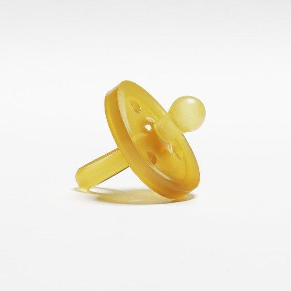 Natursutten Smoczek rozmiar S okrągły tarczka okrągła