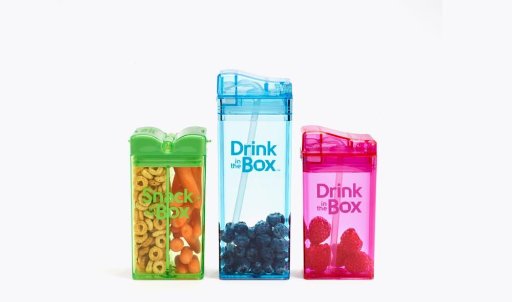 DRINK IN THE BOX CLASSIC Zestaw słomek wymiennych 240 ml